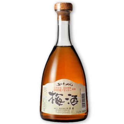 五一わいん 梅酒 500ml [林農園]【お酒 リキュール ビン 瓶 五一ワイン 日本 信州 桔梗ケ原】