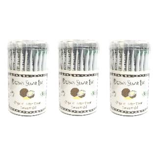《送料無料》 ブラウンシュガー ファースト 有機エキストラバージンココナッツオイル 80g (ポーションタイプ) × 3個セット [Brown Sugar 1st]