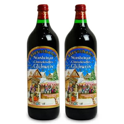 シュテルンターラー・グリューワイン1000ml × 2本