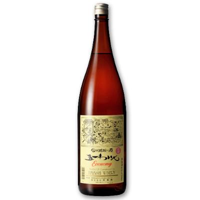 林農園 五一わいん エコノミー ロゼ 1.8L [ロゼワイン やや甘口]【果実酒 ワイン お酒 五一ワイン Economy 一升瓶 日本 信州 桔梗ケ原】