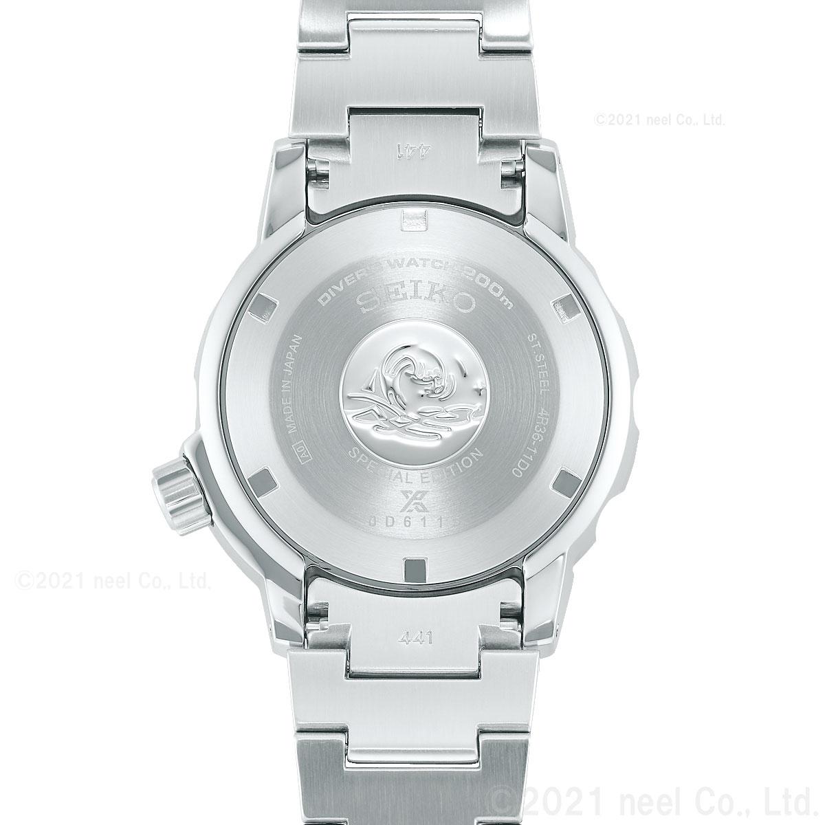 セイコー プロスペックス SEIKO PROSPEX ダイバー 自動巻き Save the Ocean 腕時計 モンスター SBDY105