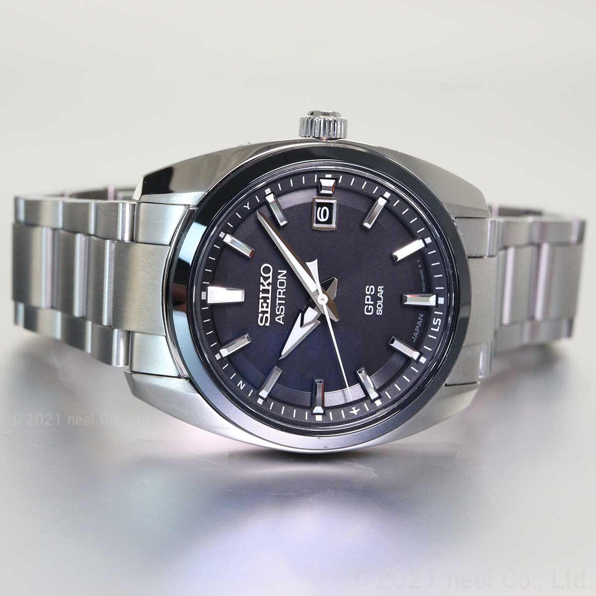 セイコー アストロン SEIKO ASTRON GPSソーラーウオッチ ソーラーGPS衛星電波時計 腕時計 メンズ SBXD005