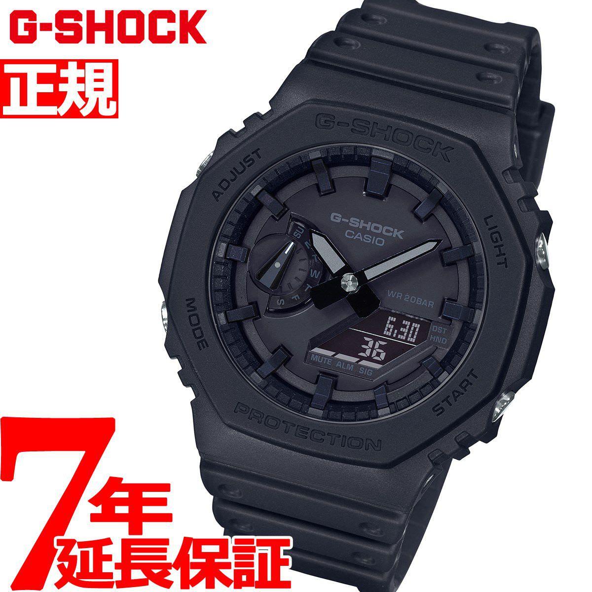 Gショック G-SHOCK 腕時計 メンズ GA-2100-1A1JF ジーショック