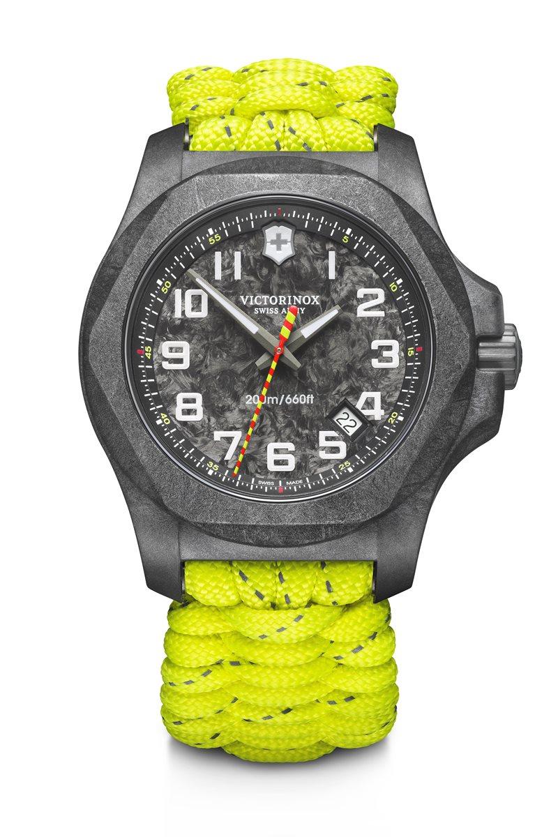 ビクトリノックス 時計 メンズ イノックス カーボン 限定モデル VICTORINOX 腕時計 I.N.O.X. Carbon 241858.1