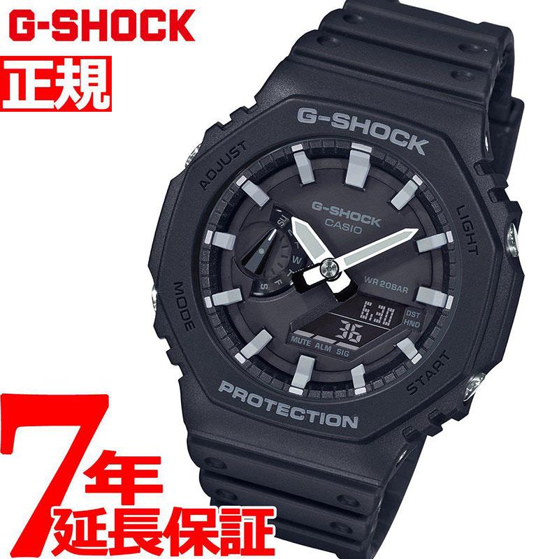 Gショック G-SHOCK 腕時計 メンズ GA-2100-1AJF ジーショック