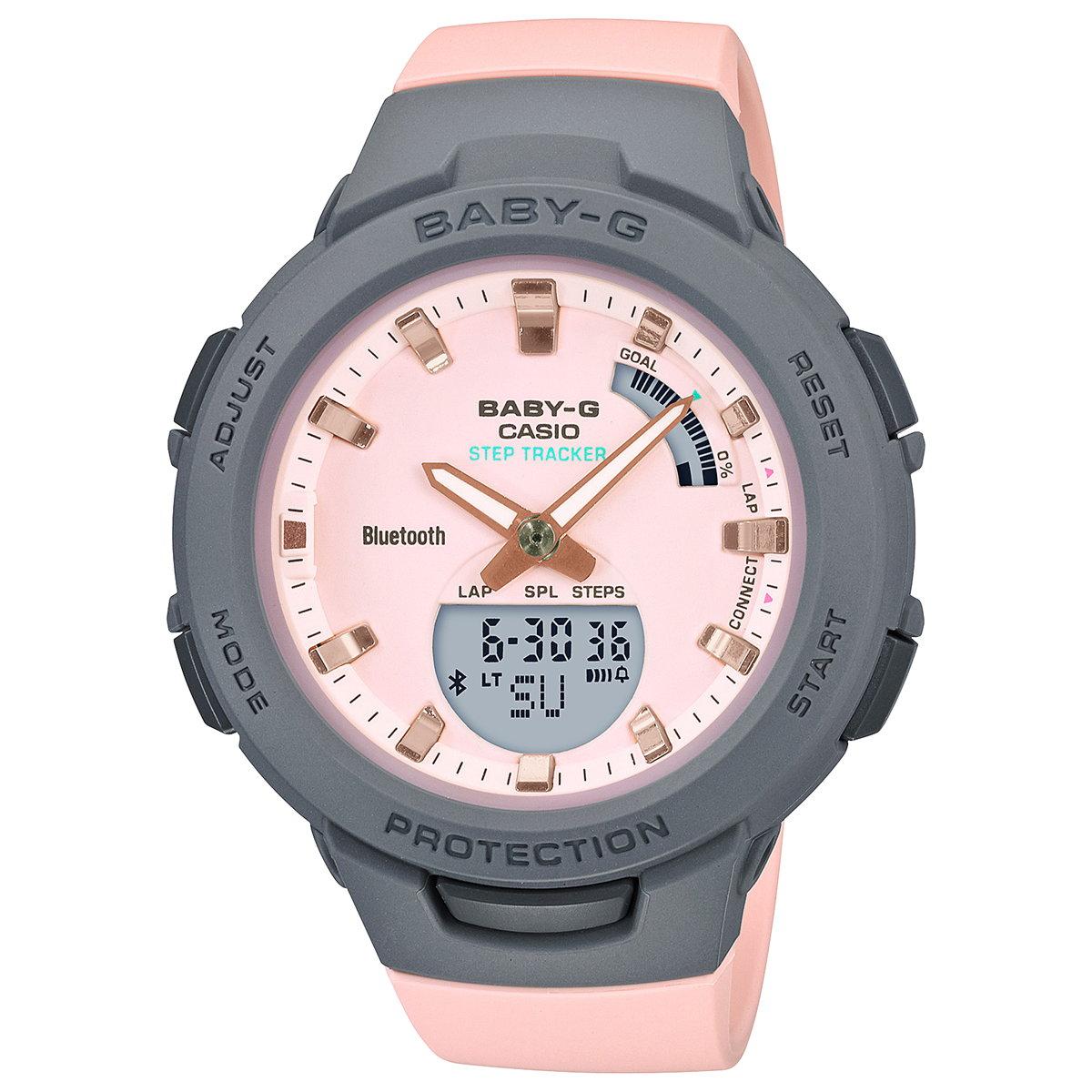BABY-G カシオ ベビーG レディース 腕時計 BSA-B100MC-4AJF