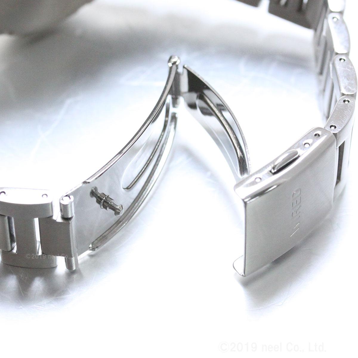 セイコー ワイアード SEIKO WIRED 腕時計 メンズ クロノグラフ TOKYO SORA AGAT431