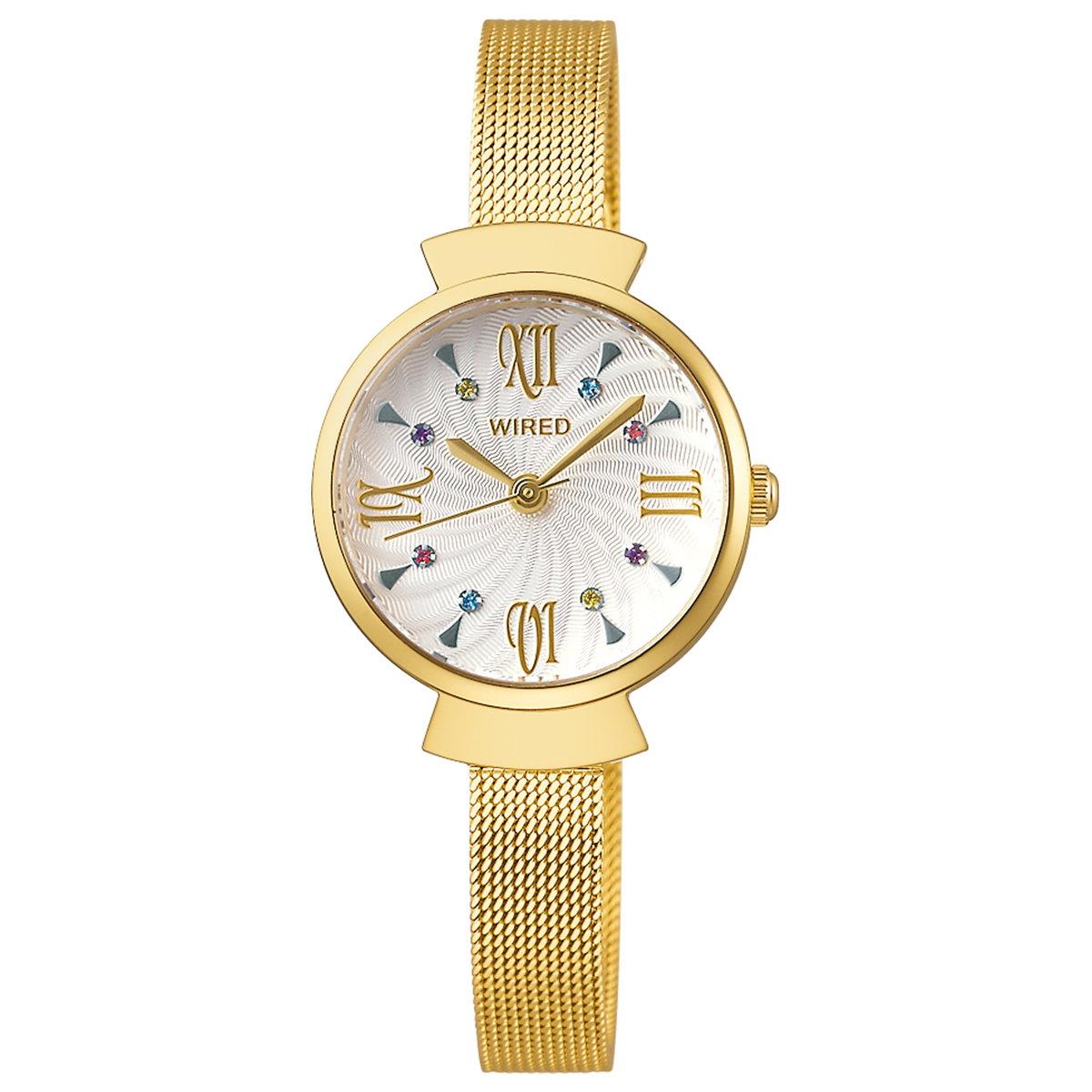 ワイアード エフ WIRED f 腕時計 レディース AGEK459 セイコー