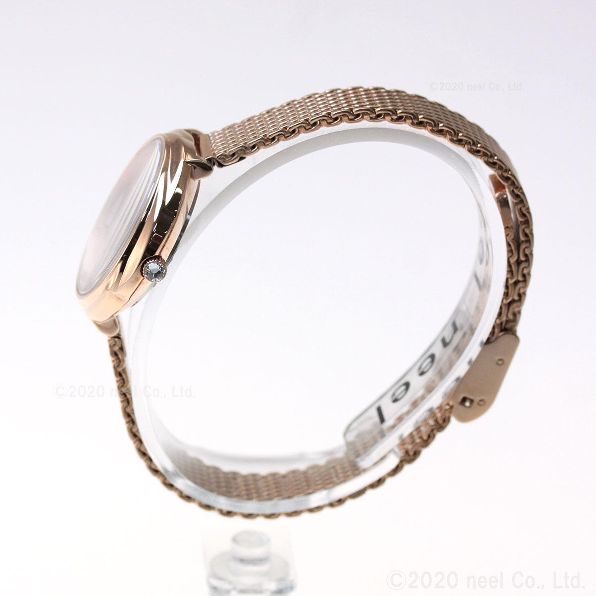 セイコー ワイアード エフ SEIKO WIRED f リラックマ コラボ 第2弾 限定モデル 腕時計 レディース AGEK745