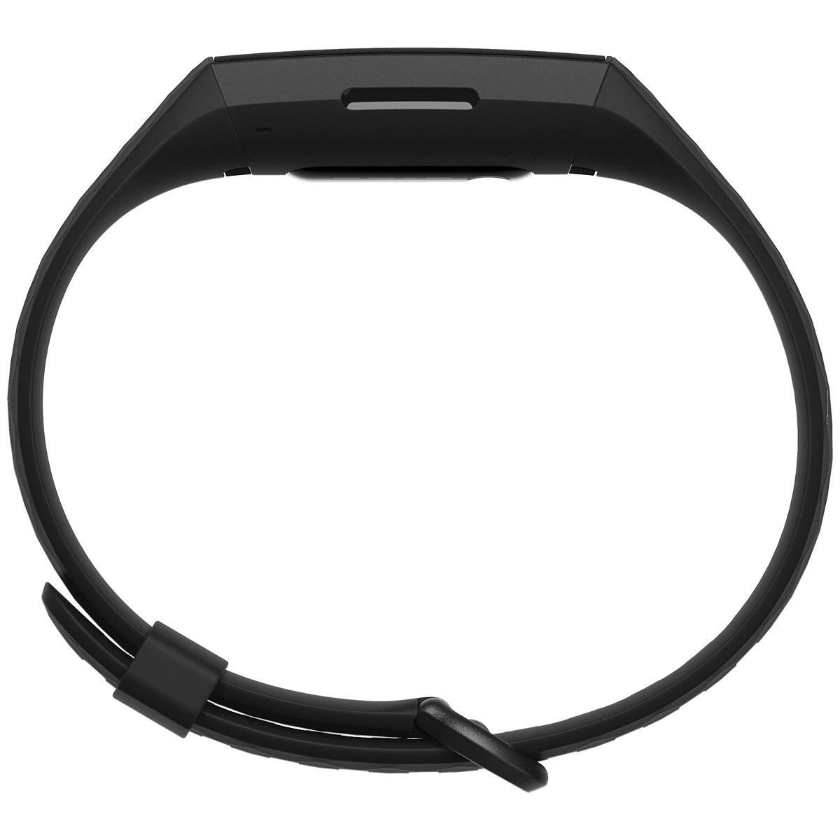 fitbit フィットビット charge4 チャージ4 フィットネス トラッカー ウェアラブル端末 腕時計 ブラック FB417BKBK-FRCJK