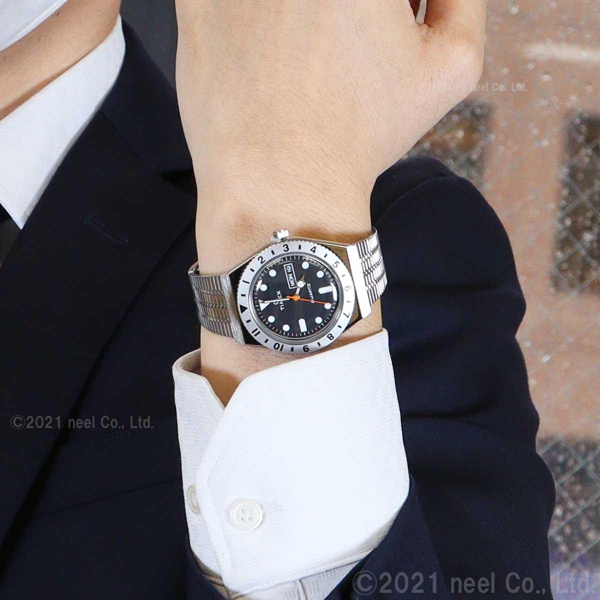 タイメックス キュー TIMEX Q 限定モデル 腕時計 メンズ ジャパンリミテッドエディション TW2V00100