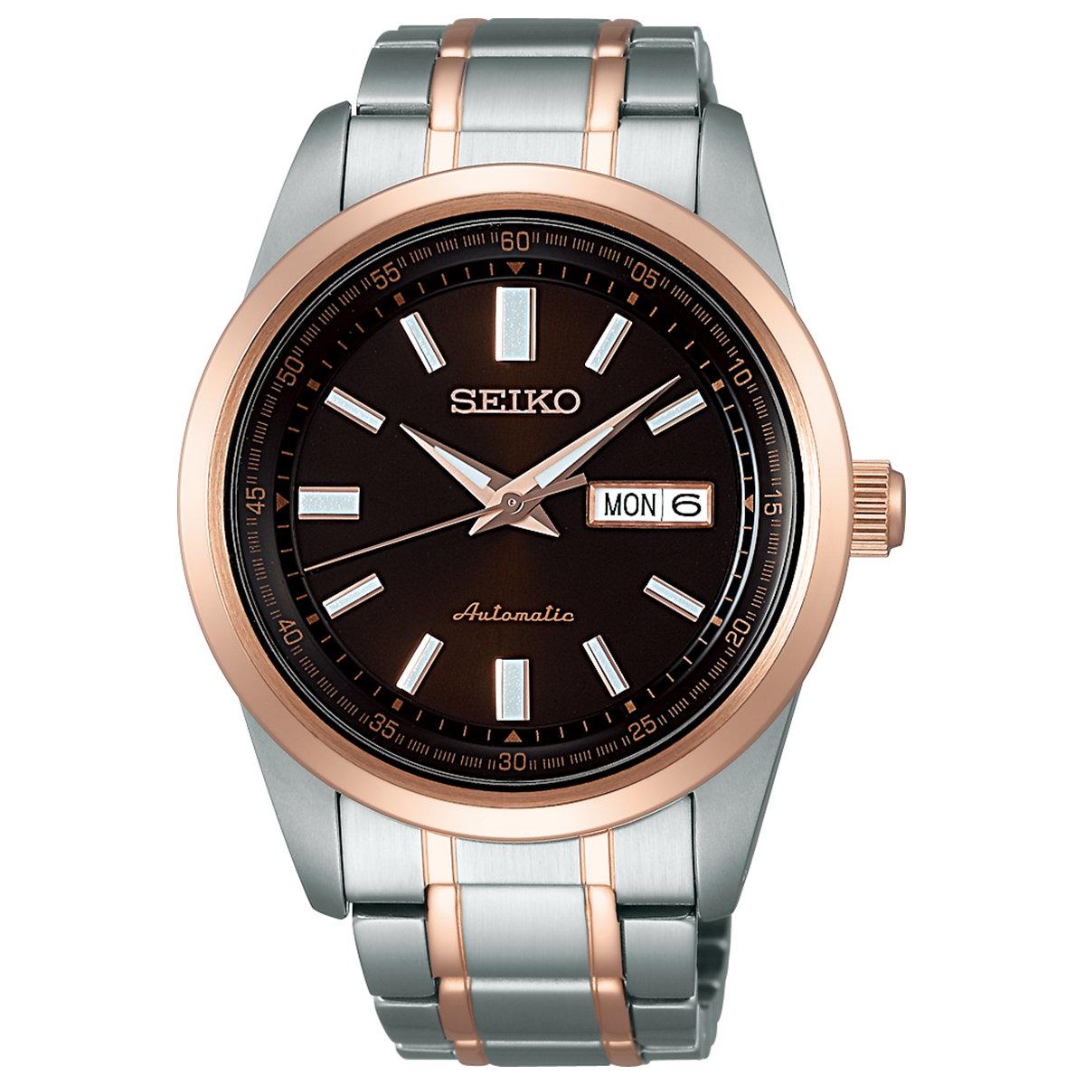 セイコー メカニカル 自動巻き 腕時計 メンズ SEIKO Mechanical SARV006