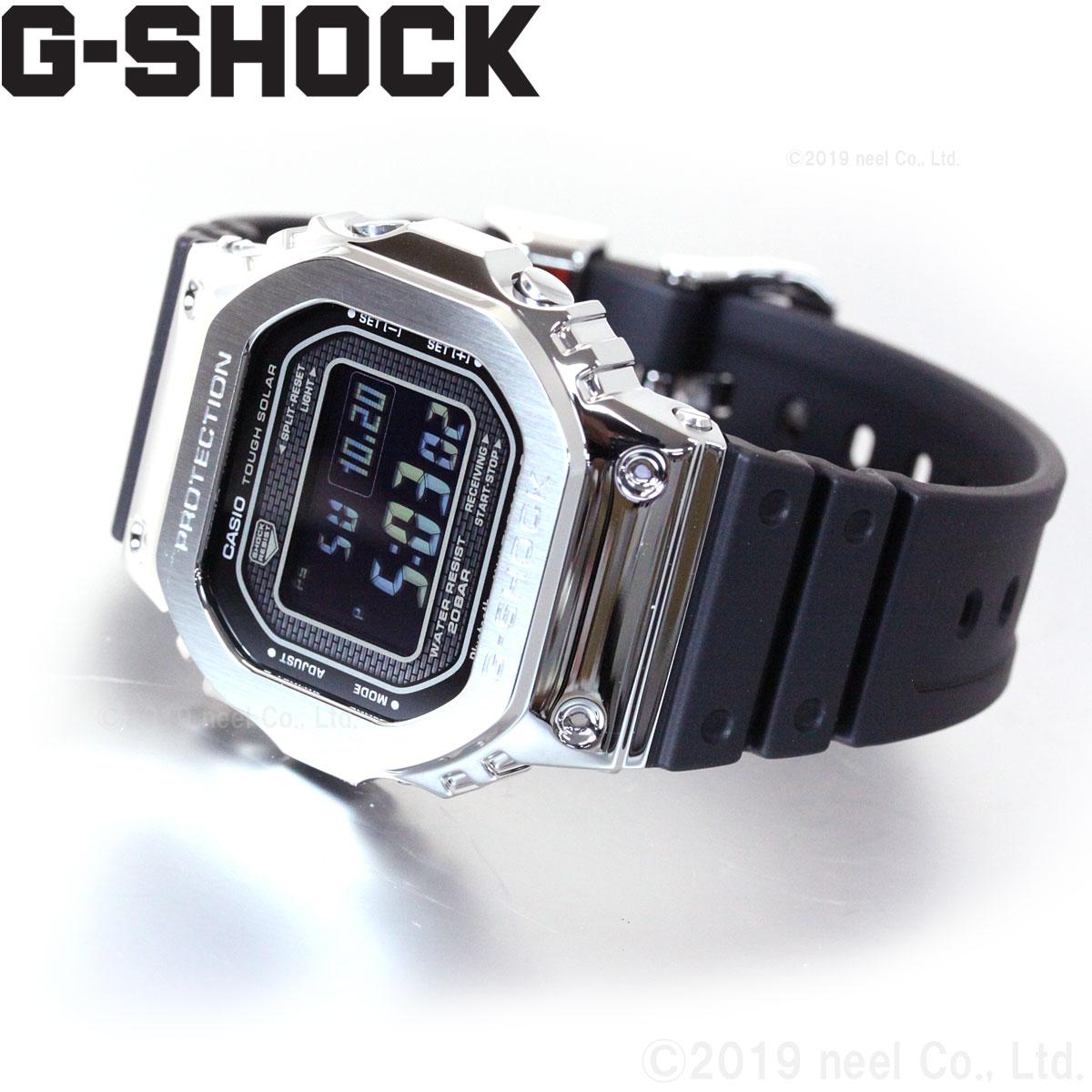 カシオ Gショック CASIO G-SHOCK タフソーラー 電波時計 デジタル 腕時計 メンズ GMW-B5000-1JF
