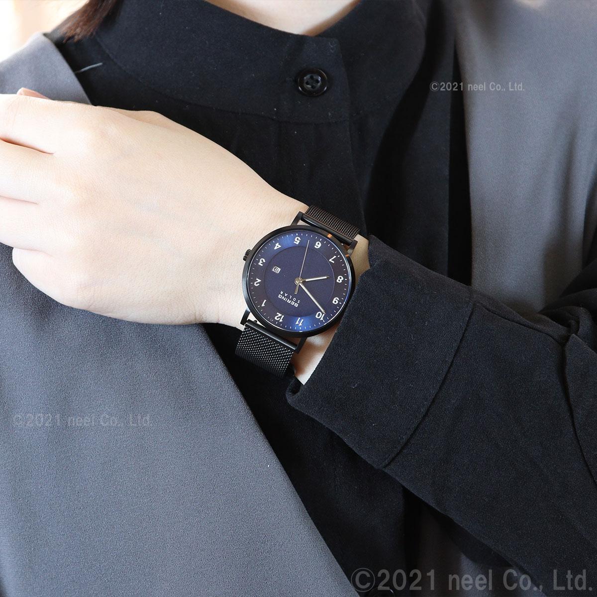 ベーリング BERING 腕時計 メンズ ソーラー スカンジナビアンソーラー Scandinavian Solar D Buckle 15439-327