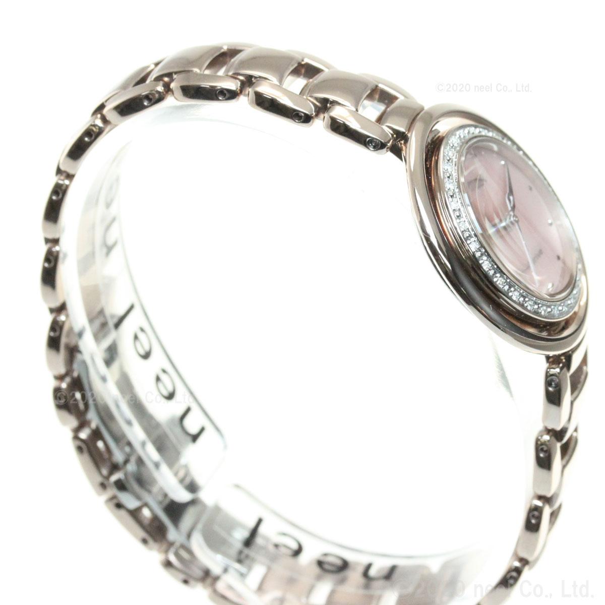 シチズン エル CITIZEN L エコドライブ ダイアモンドモデル 腕時計 レディース EM0904-58W
