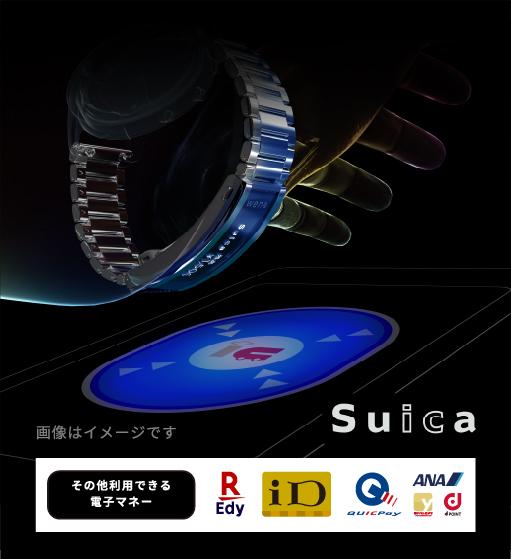 wena 3 metal Silver ソニー WNW-B21A/S スマートウォッチ バンド ベルト ウェナ シルバー Suica対応 ラグ幅22mm SONY