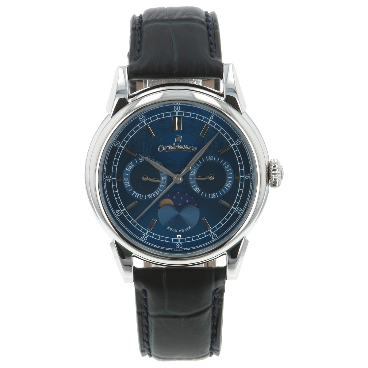オロビアンコ 時計 メンズ Orobianco 腕時計 ビアンコネーロ BIANCONERO OR0074-5