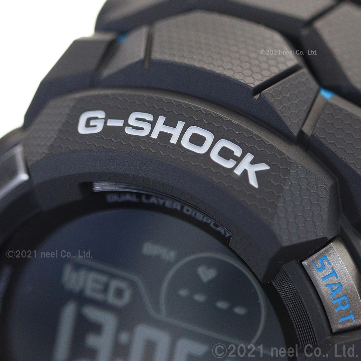 G-SHOCK G-SQUAD PRO GSW-H1000-1JR カシオ Gショック GPS スマートウォッチ CASIO 腕時計 メンズ ジースクワッド プロ