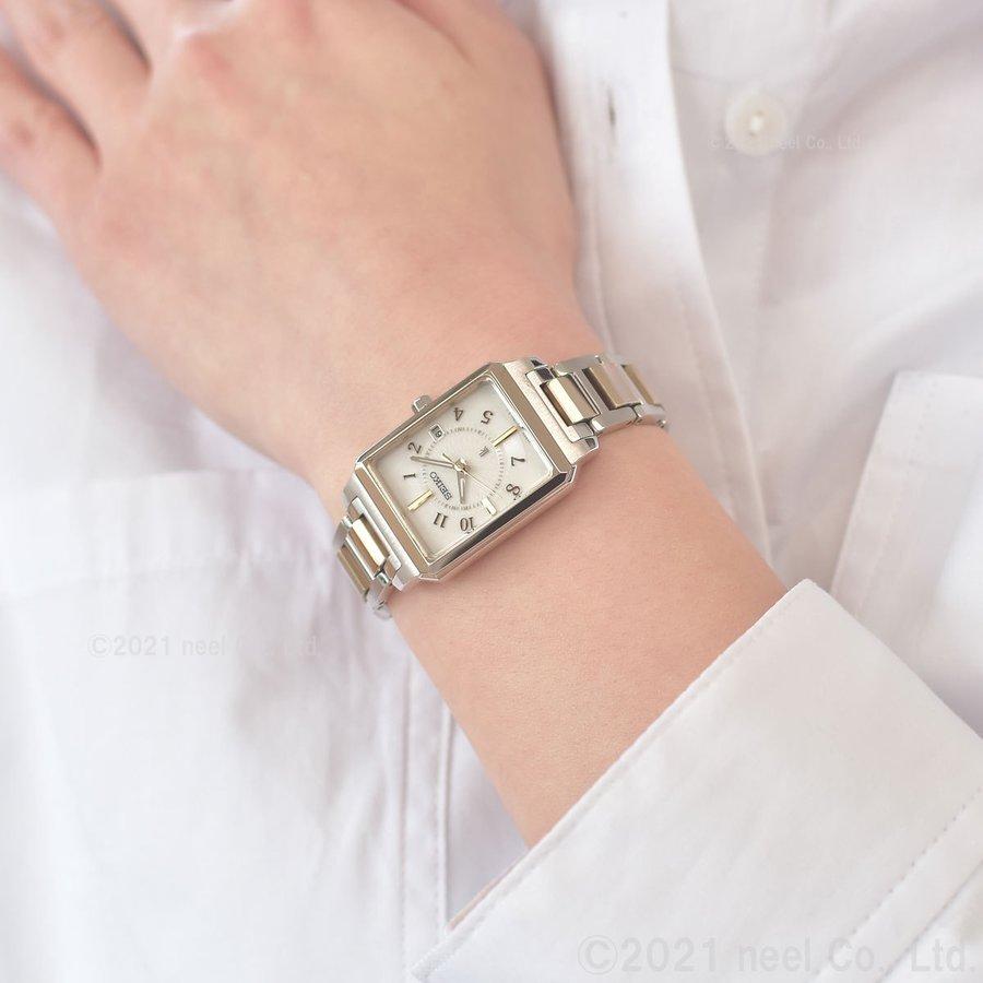 セイコー ルキア SEIKO LUKIA 電波 ソーラー 腕時計 レディース 池田エライザ イメージキャラクター アイ コレクション I COLLECTION SSVW194