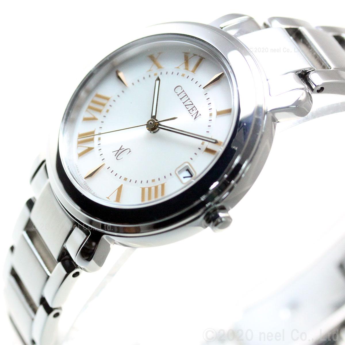 シチズン クロスシー エコドライブ 腕時計 レディース EO1200-52A