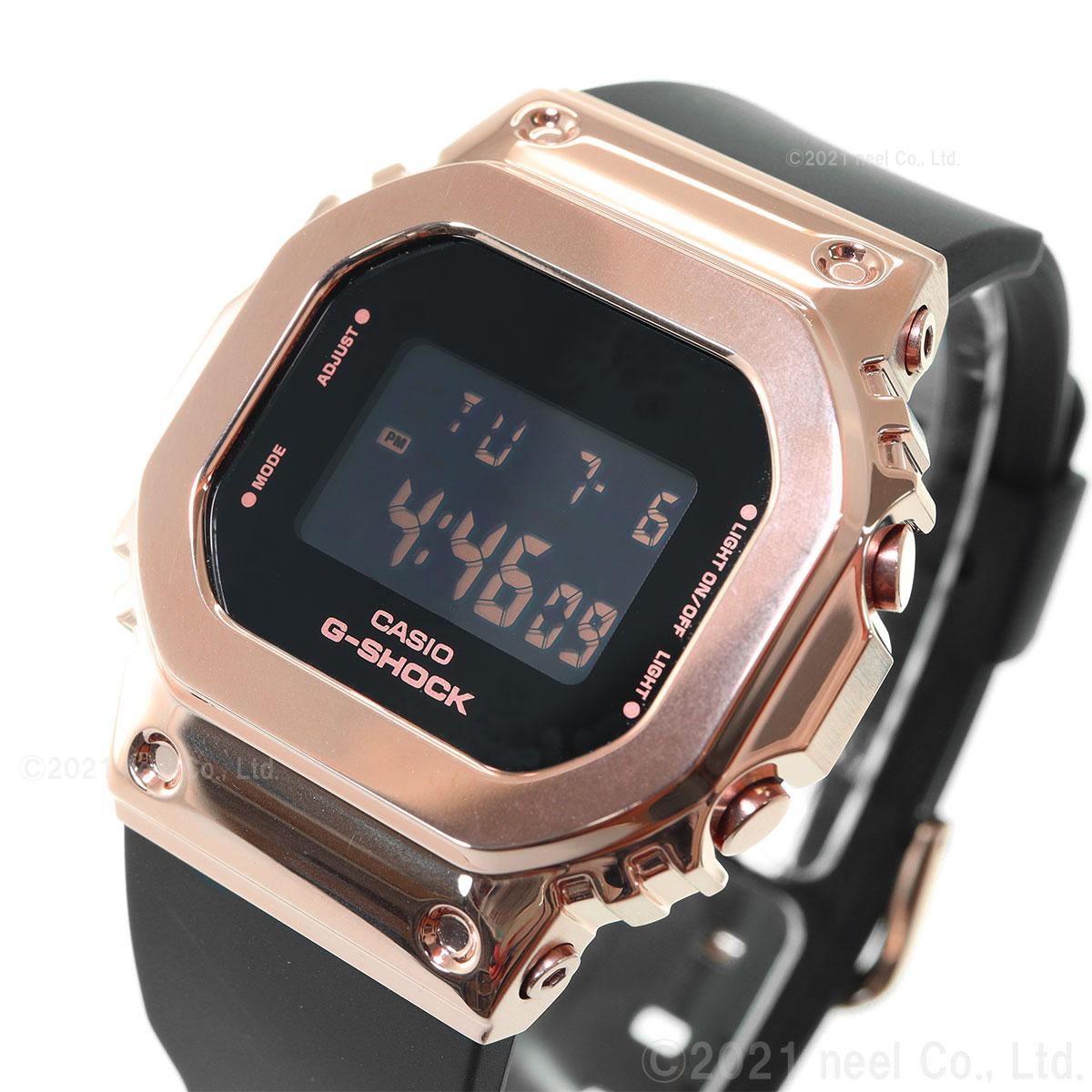 G-SHOCK デジタル 5600 カシオ Gショック CASIO 腕時計 メンズ レディース GM-S5600PG-1JF