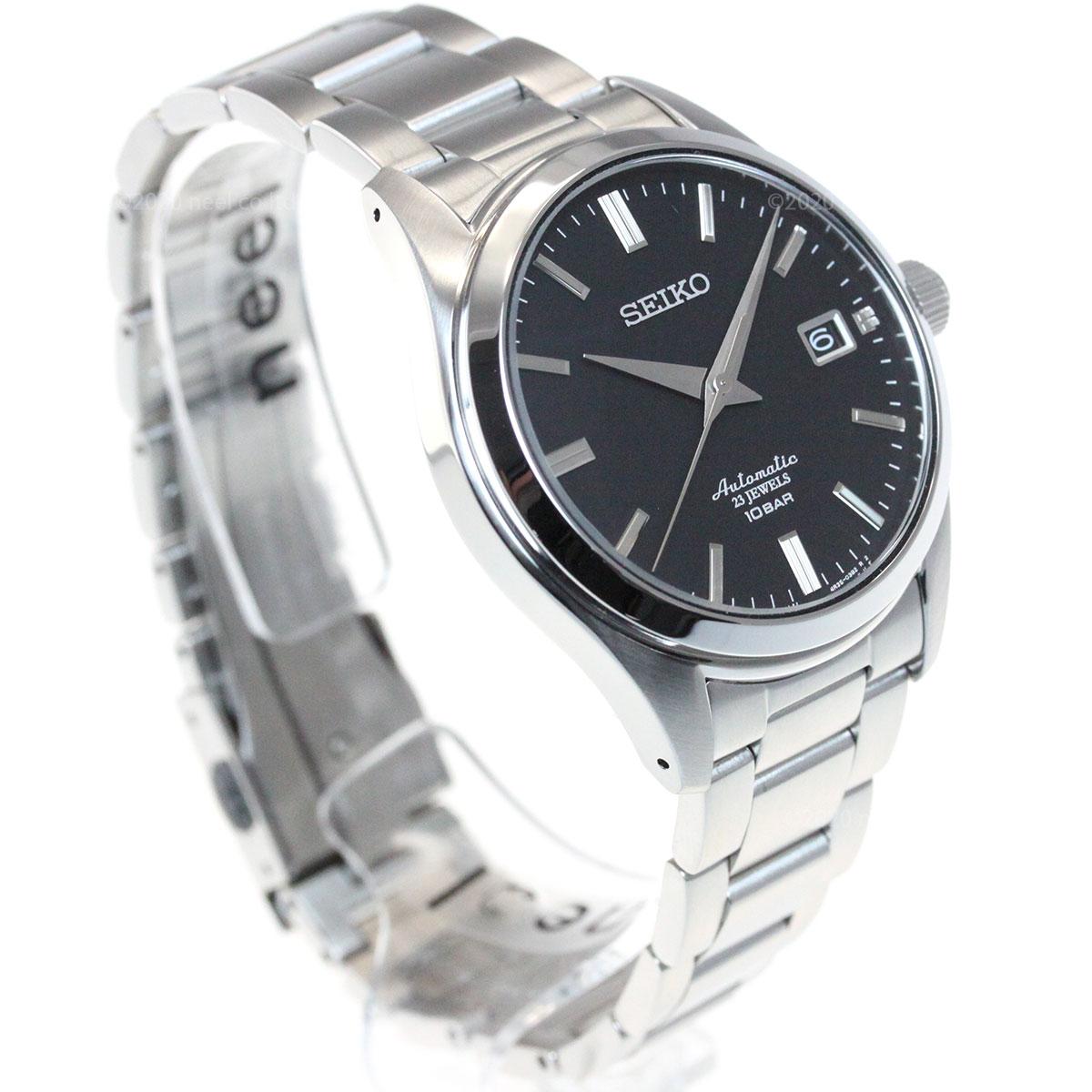 セイコー メカニカル 自動巻き 先行販売 ネット流通限定モデル 腕時計 メンズ ドレスライン SEIKO Mechanical SZSB012