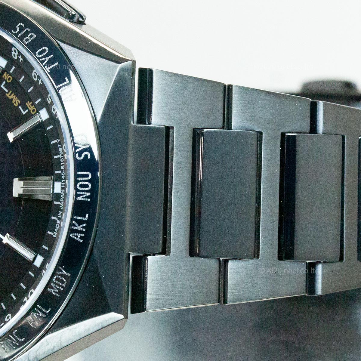 シチズン アテッサ CITIZEN ATTESA エコドライブ 電波時計 限定モデル 腕時計 メンズ ダイレクトフライト ACT Line CB0215-77E