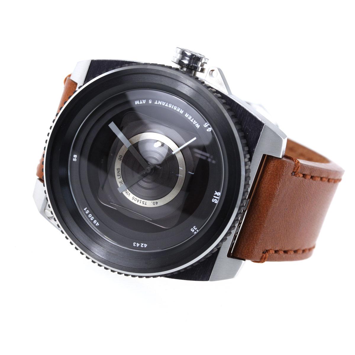 TACS タックス 腕時計 メンズ ヴィンテージレンズ VINTAGE LENS TS1405B