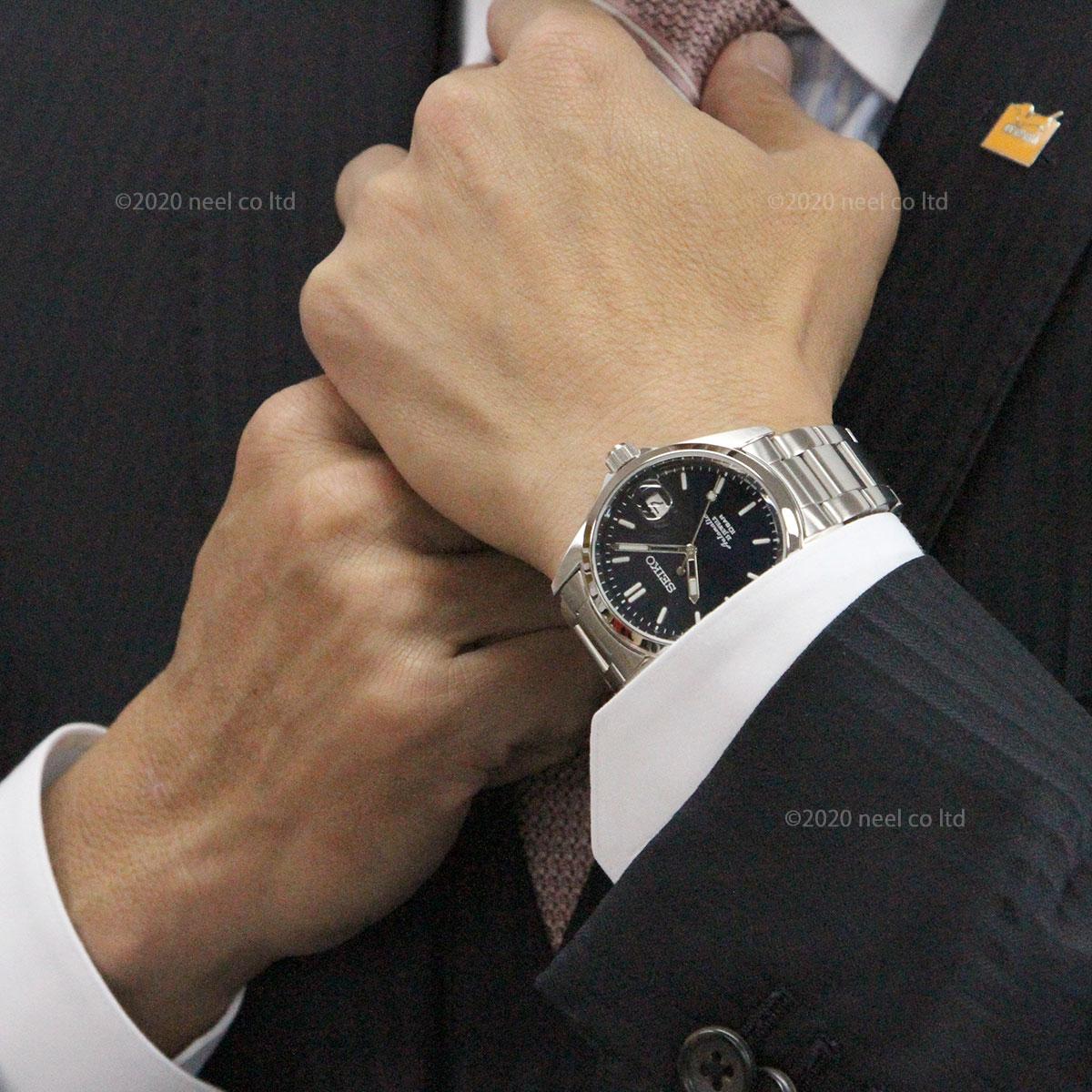 セイコー メカニカル 自動巻き 先行販売 ネット流通限定モデル 腕時計 メンズ クラシックライン SEIKO Mechanical SZSB016