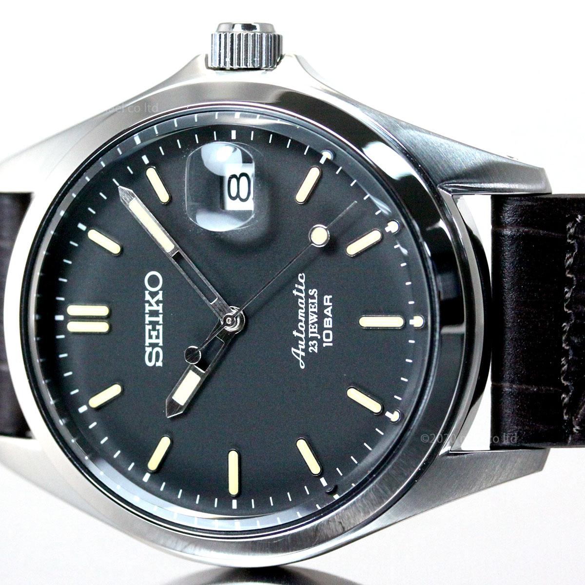 セイコー メカニカル 自動巻き 先行販売 ネット流通限定モデル 腕時計 メンズ クラシックライン SEIKO Mechanical SZSB017