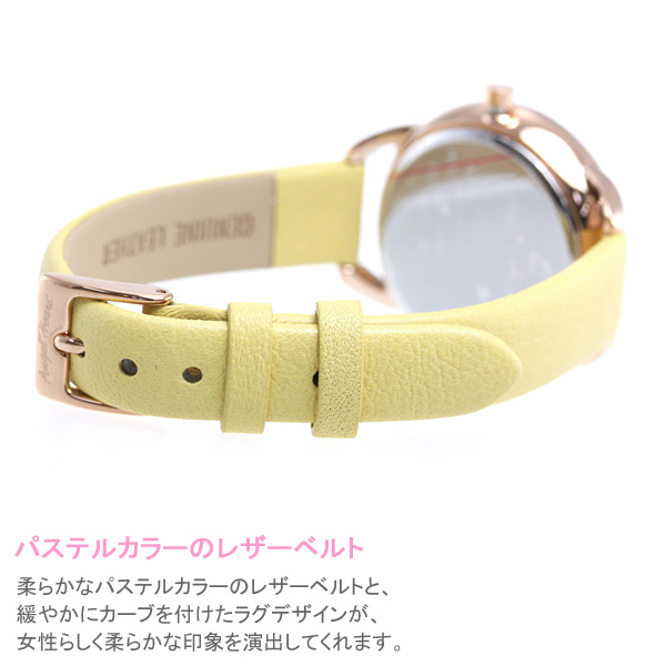 エンジェルハート Angel Heart ソーラー 腕時計 レディース ヴィーナス Venus VI31P-YE