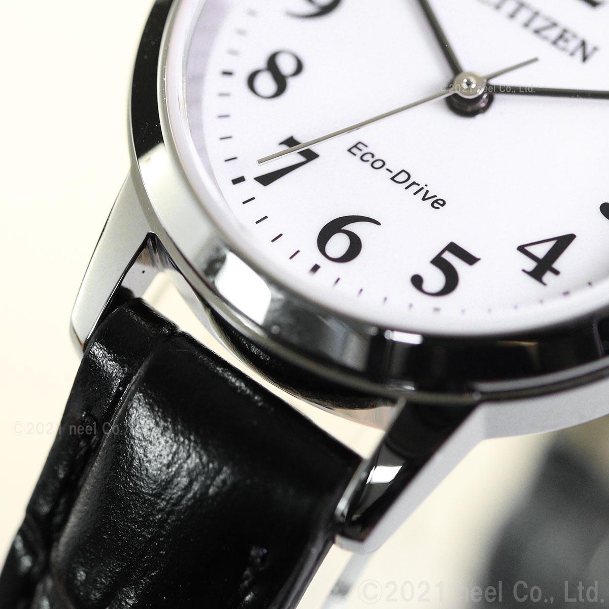 シチズンコレクション CITIZEN COLLECTION エコドライブ ソーラー 腕時計 レディース EM0930-15A