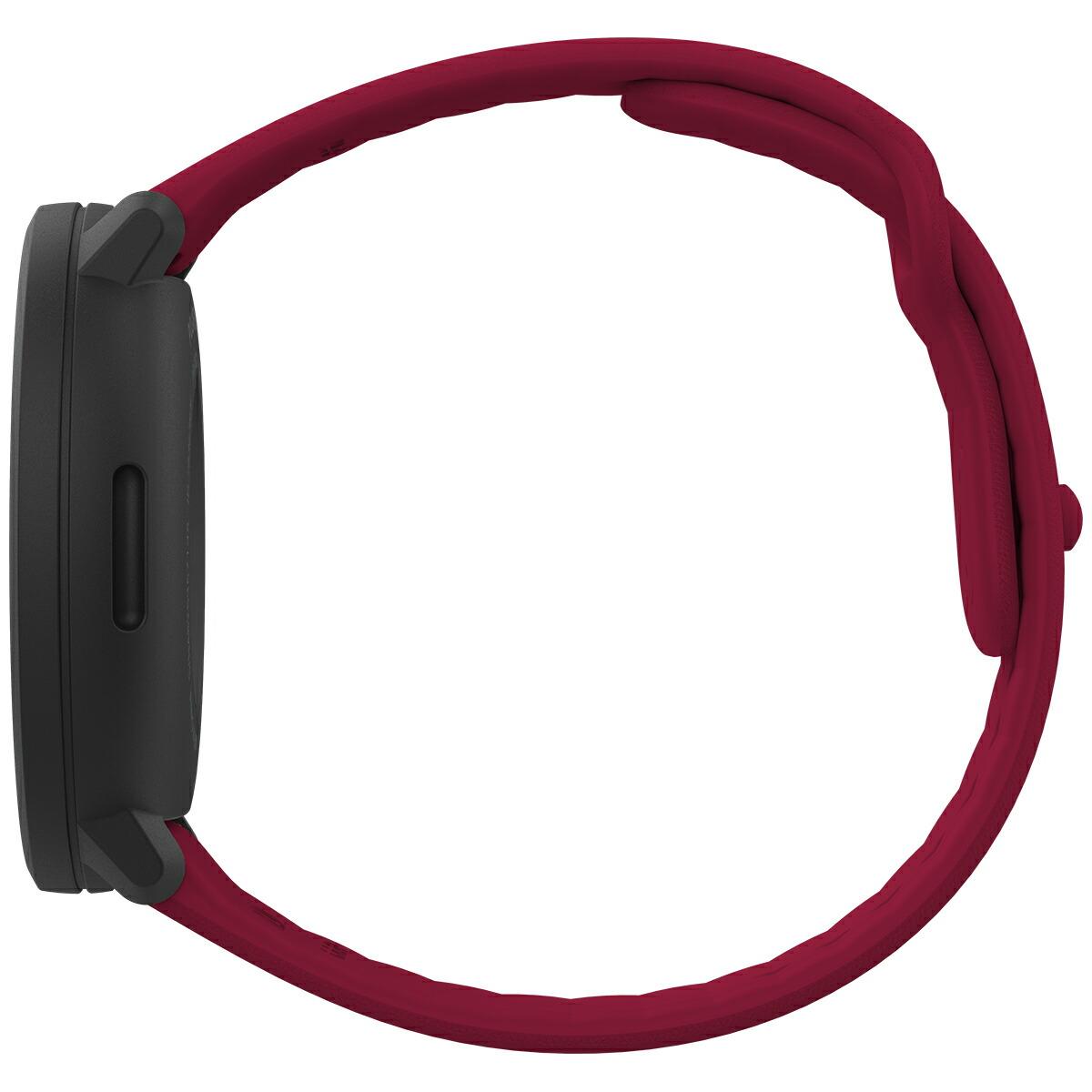 ポラール Polar ユナイト Unite GPS スマートウォッチ ウェアラブル 腕時計 心拍 睡眠 フィットネス レッド S-L 900100641 日本正規品