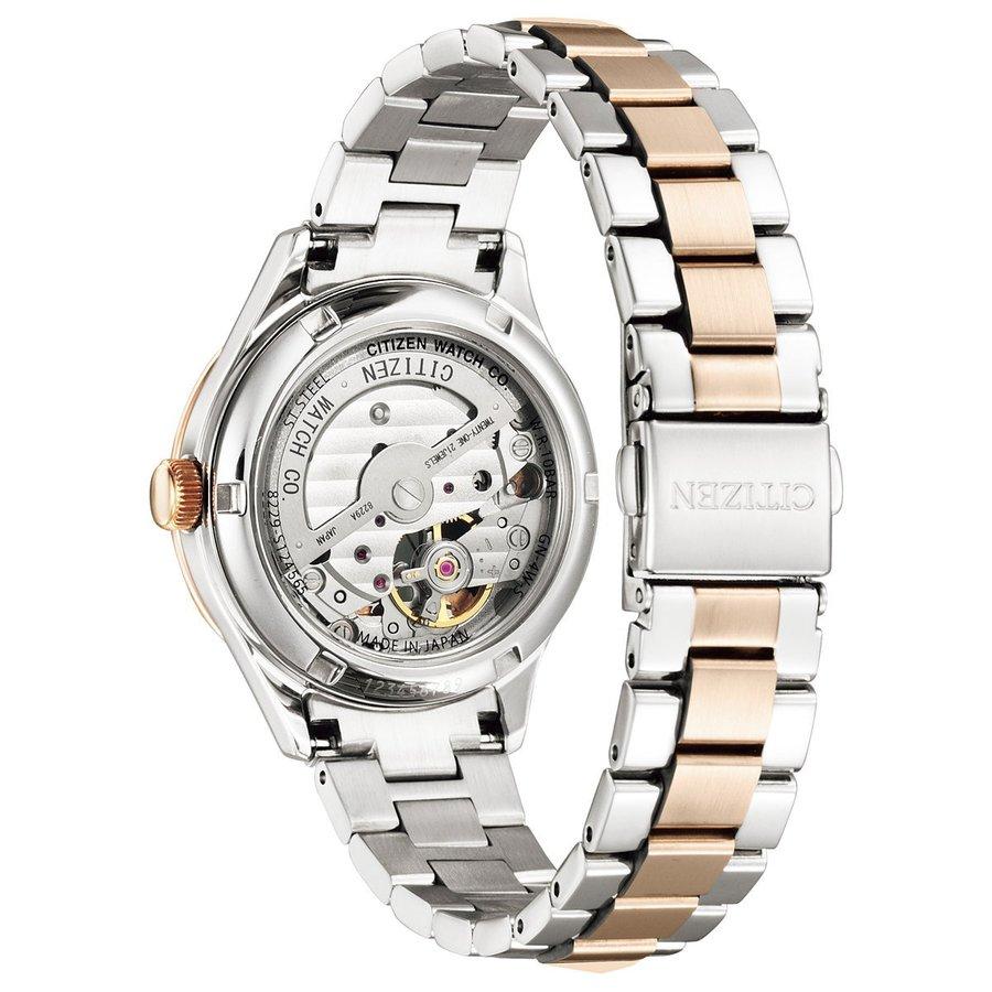 シチズンコレクション CITIZEN COLLECTION メカニカル 自動巻き 機械式 SAKURA限定モデル 腕時計 レディース PC1014-51D