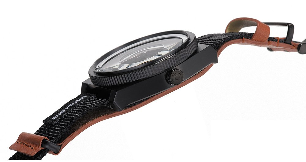 TACS タックス 腕時計 メンズ ナトーレンズ NATO LENS TS1503B