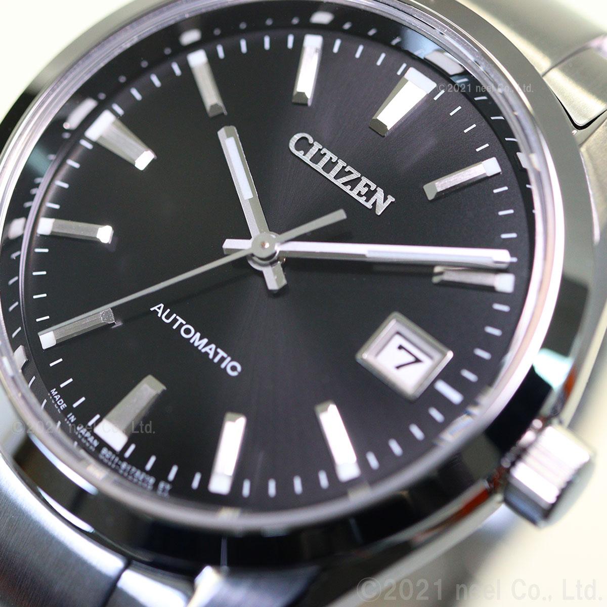 シチズンコレクション CITIZEN COLLECTION メカニカル 自動巻き 機械式 腕時計 メンズ クラシカルライン NB1050-59E
