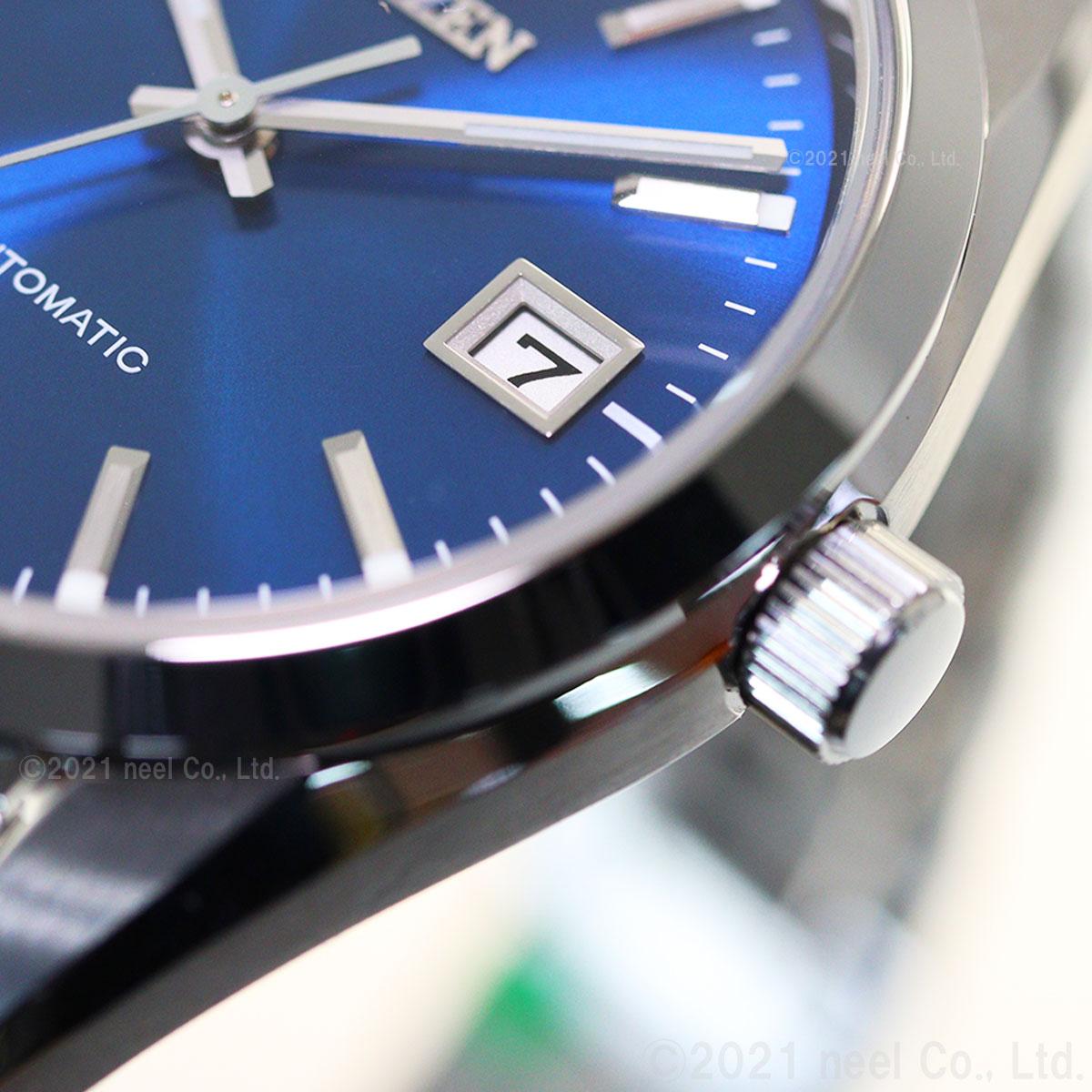 シチズンコレクション CITIZEN COLLECTION メカニカル 自動巻き 機械式 腕時計 メンズ クラシカルライン NB1050-59L