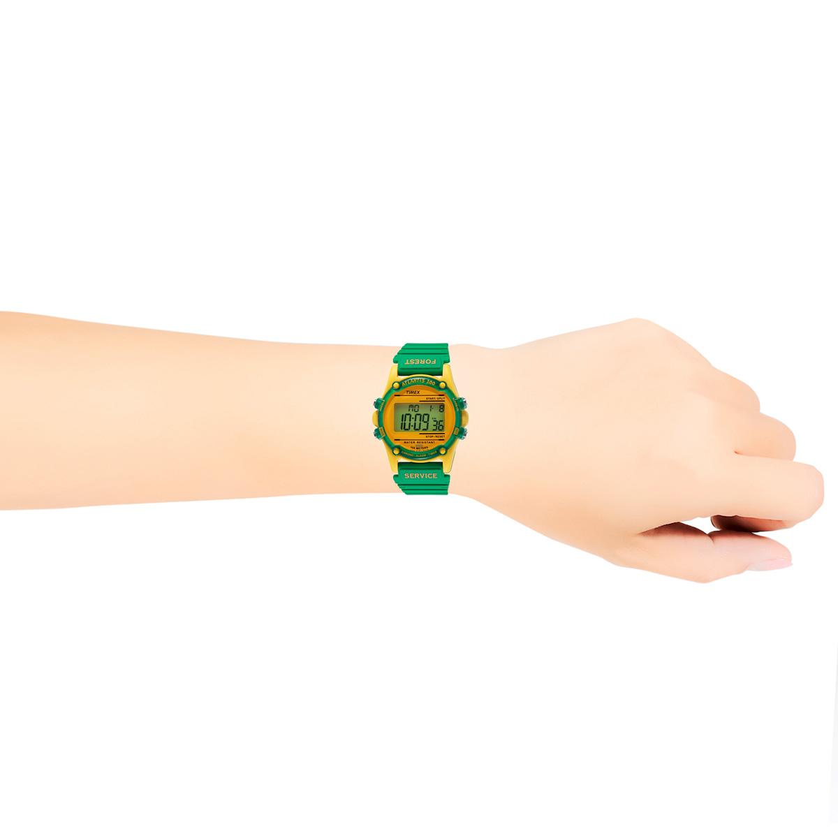タイメックス TIMEX 限定モデル 腕時計 メンズ アトランティス フォレストサービス Atlantis Forest Service TW2U91400
