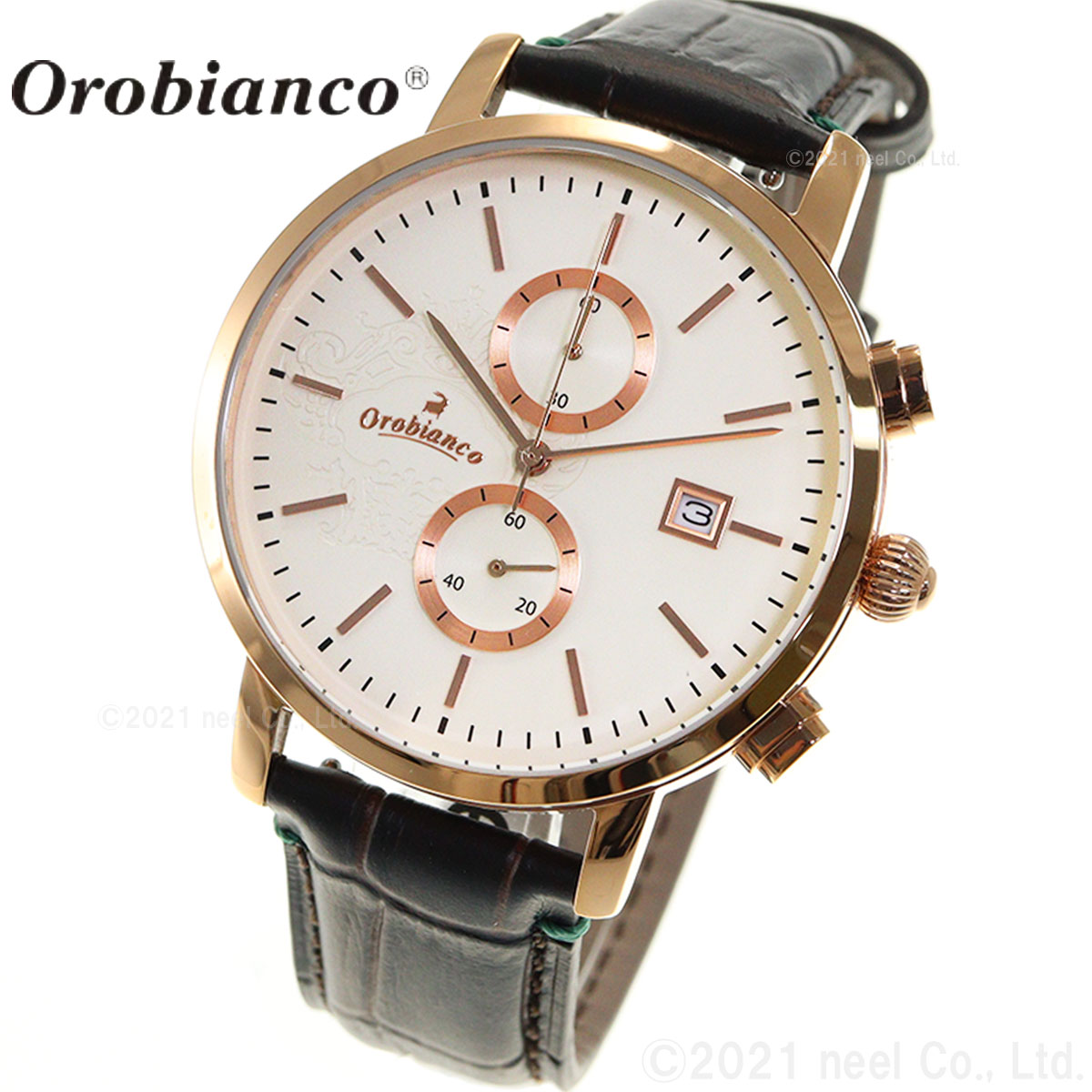オロビアンコ 時計 メンズ Orobianco 腕時計 チェルト CERTO OR0070-9