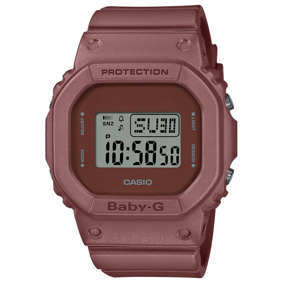 BABY-G カシオ ベビーG レディース 腕時計 BGD-560ET-5JF