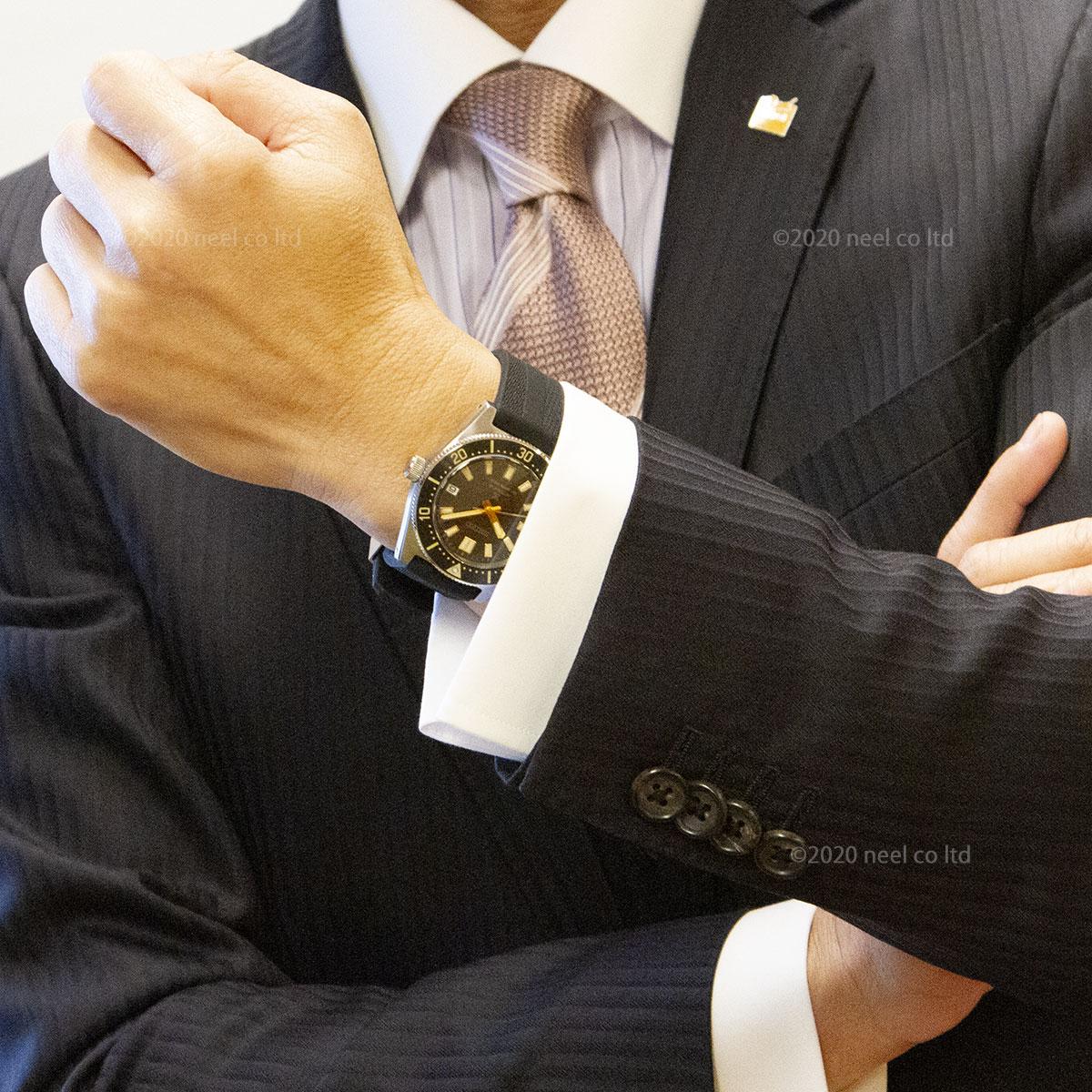 セイコー プロスペックス SEIKO PROSPEX 1stダイバーズ メカニカル 自動巻き コアショップ専用モデル 腕時計 メンズ ヒストリカルコレクション SBDC105