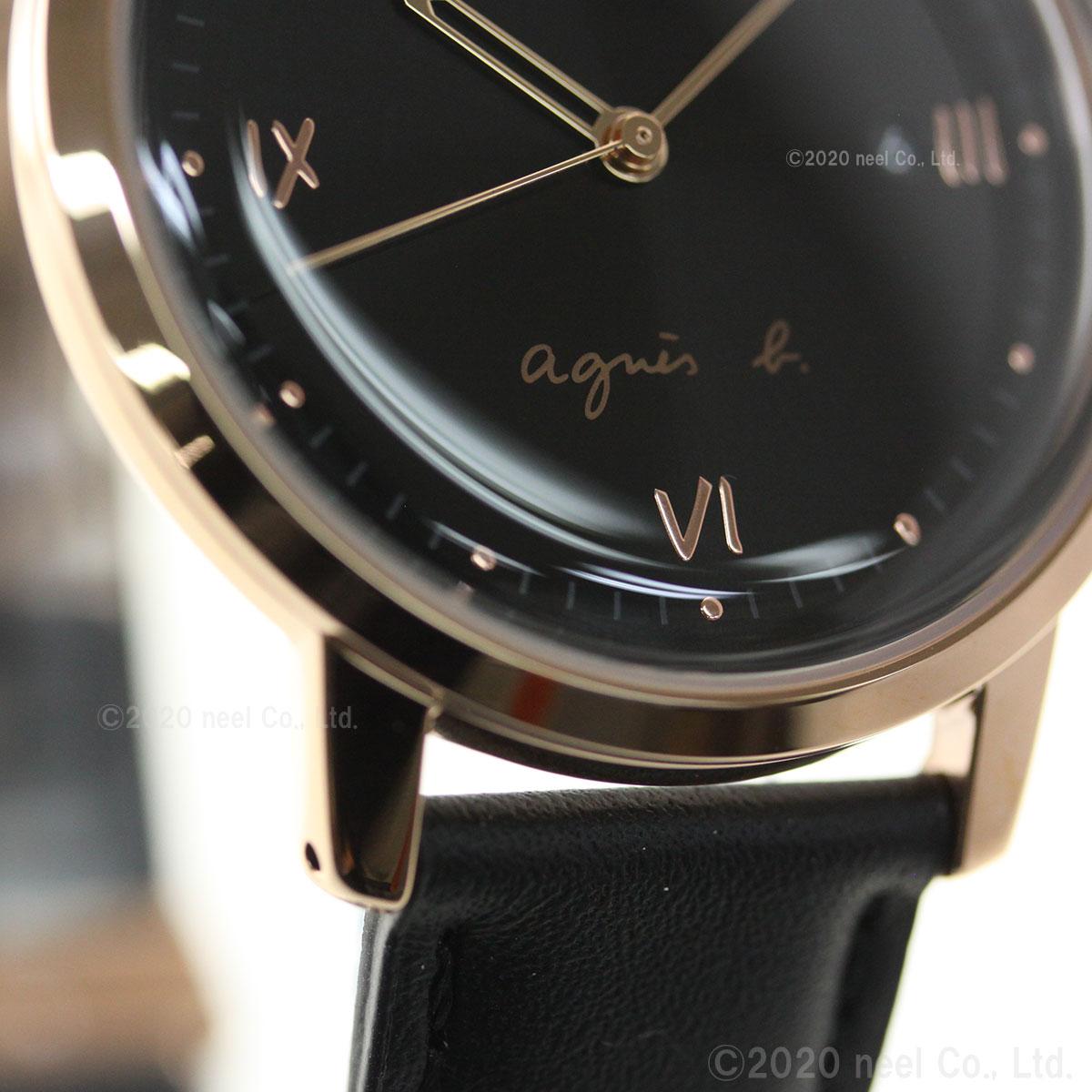 アニエスベー 時計 メンズ ペア 腕時計 agnes b. マルチェロ Marcello FCRK982