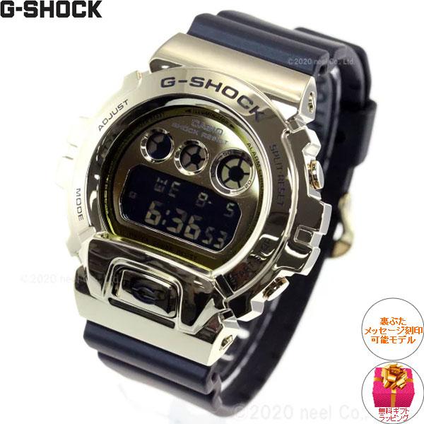 Gショック G-SHOCK 腕時計 メンズ GM-6900G-9JF ジーショック