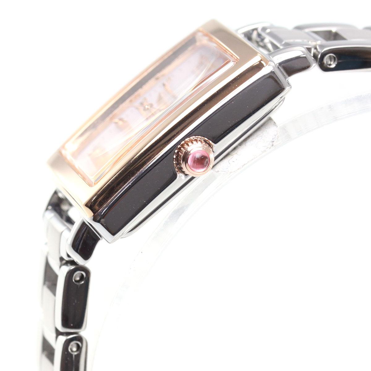 セイコー ワイアード エフ SEIKO WIRED f ソーラー 腕時計 レディース AGED100