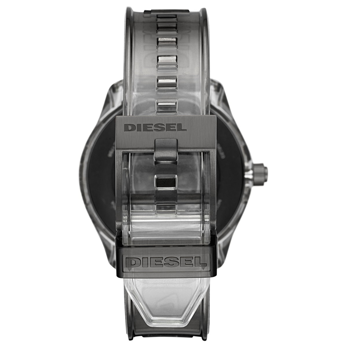 ディーゼル DIESEL ON スマートウォッチ ウェアラブル 腕時計 メンズ FADELITE DZT2018