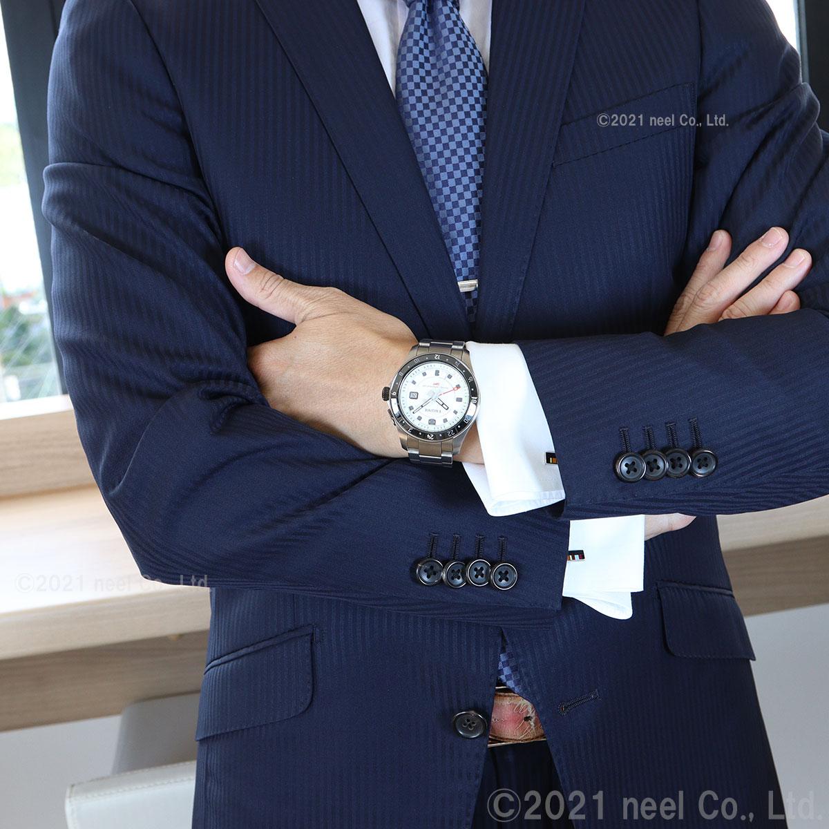 エプソン トゥルーム EPSON TRUME 腕時計 メンズ SWING GENERATOR L Collection Break Line TR-ME2011X