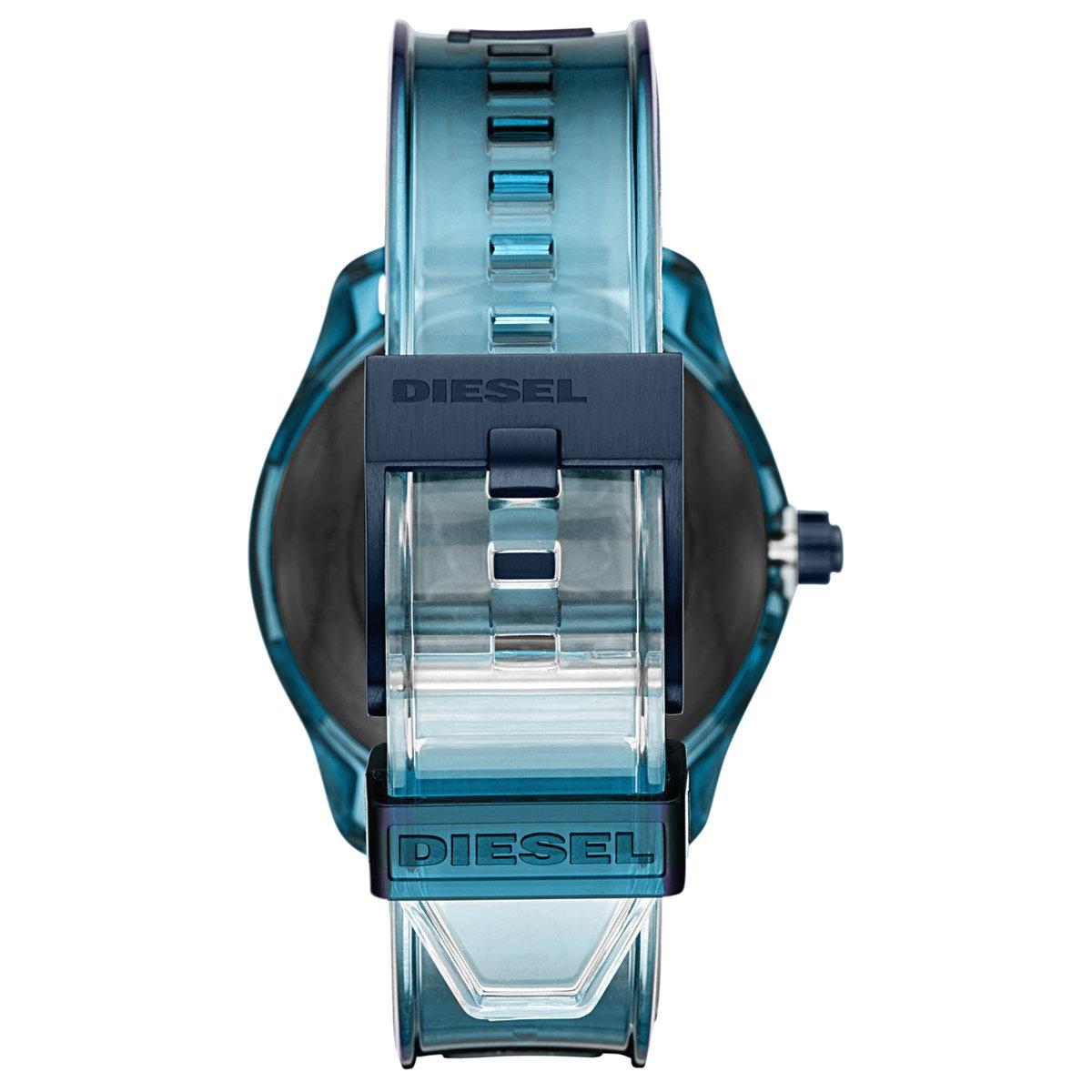 ディーゼル DIESEL ON スマートウォッチ ウェアラブル 腕時計 メンズ FADELITE DZT2020