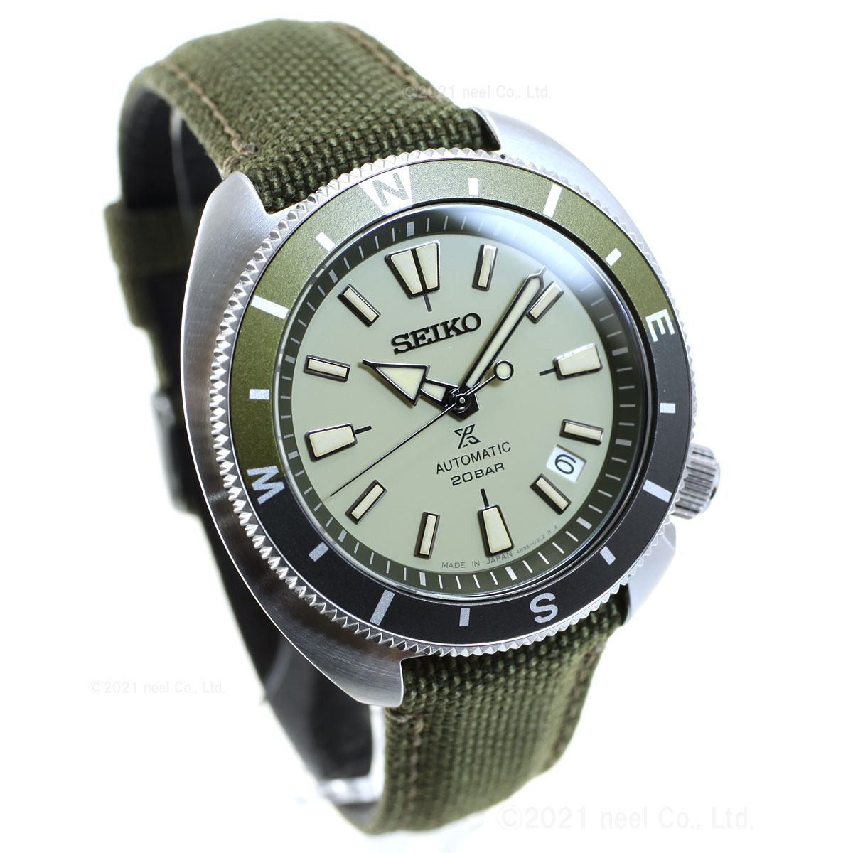 セイコー プロスペックス SEIKO PROSPEX フィールドマスター FIELDMASTER メカニカル 自動巻き 腕時計 メンズ SBDY099