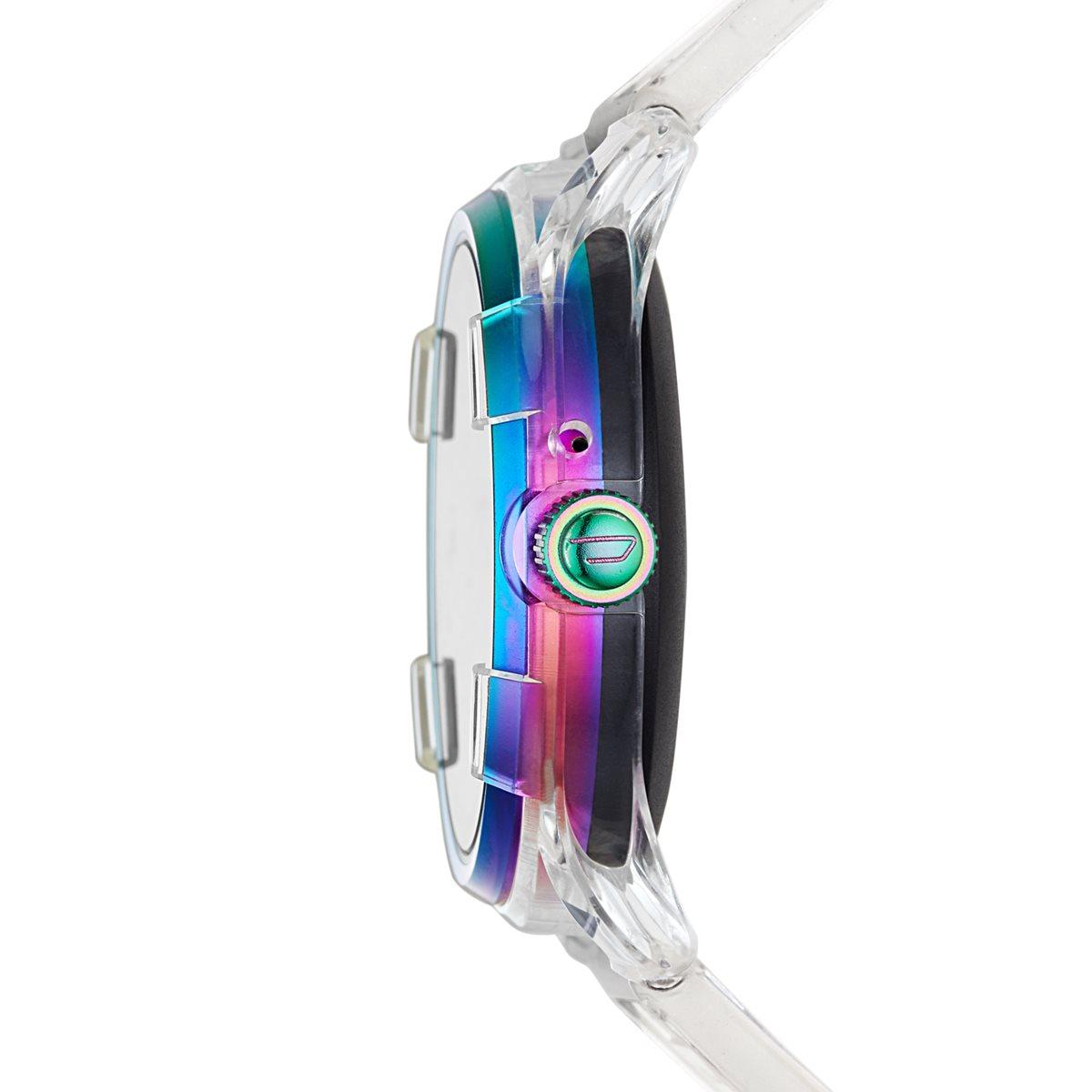 ディーゼル DIESEL ON スマートウォッチ ウェアラブル 腕時計 メンズ FADELITE DZT2021