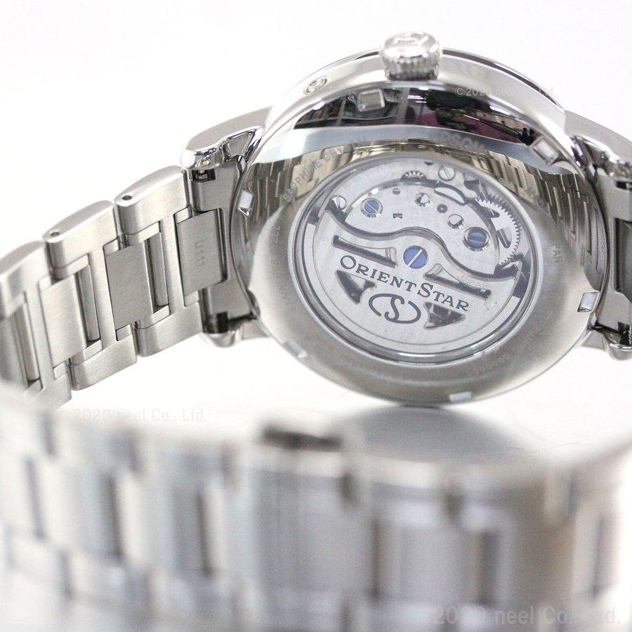 オリエントスター ORIENT STAR 腕時計 メンズ 自動巻き 機械式 クラシック CLASSIC メカニカルムーンフェイズ RK-AY0103L